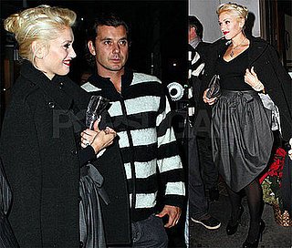 Photos of Gavin Rossdale and Gwen Stefani at Madeo in LA