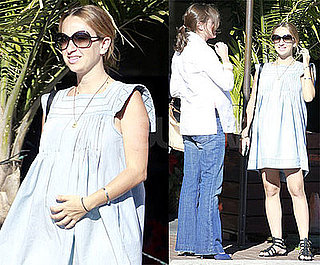 Photos of Jennifer Meyer Shopping