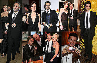 Photos of Michael C Hall, Tina Fey, Kate Winslet, Adrian Grenier, Amy Poehler Partying after the 2009 Golden Globe Awards
