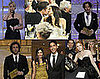 Photos of Kate Winslet, Jennifer Lopez, Angelina Jolie, Brad Pitt, Leonardo DiCaprio, Johnny Depp at Golden Globes