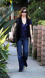 Jessica Biel Out to Lunch