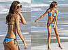 Miranda Kerr Mixes Bikini Work and Bikini Play