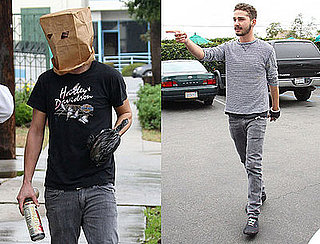 Shia LaBeouf Is a Master of Disguise
