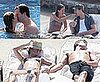 Gisele Bundchen Bikini Photos With Tom Brady Shirtless on Vacation