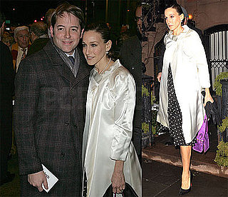 Photos of Sarah Jessica Parker and Matthew Broderick at American Plan, Addressed Sex and the City and Marriage Trouble Rumors