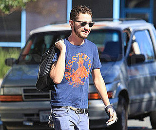 Photo of Shia LaBeouf Out in LA 2009-01-29 23:14:00