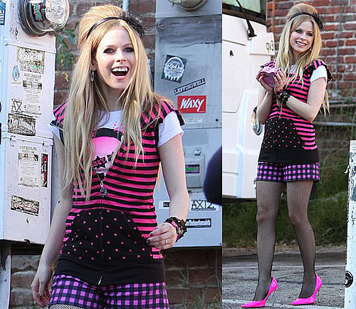 Caption It, Sugar: Avril, Why You Have To Be So Complicated?