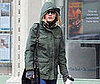 Photo of Kirsten Dunst Walking Around NYC