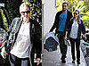 Photos of Naomi Watts and Liev Schreiber with Son Samuel Schreiber out in LA