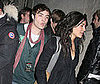 Photo of Ed Westwick and Jessica Szohr Out in NYC with the Kings o Lean