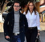 JLo and Marc Leaving Orso