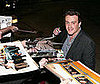 Photo of Jason Segel Signing Autographs in LA