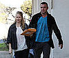 Photo of Naomi Watts and Liev Schreiber out in LA with their Youngest Son Samuel