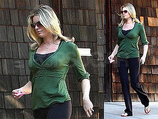 Photos of Rebecca Romijn's Post Twins Body