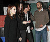 Photo of Kate Beckinsale, Eva Longoria, Tony Parker and Len Wiseman Having a Double Date