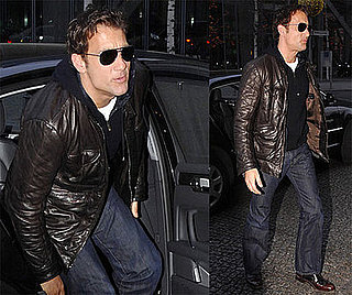 Photos of Clive Owen Looking Hot in Berlin, Germany