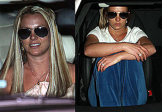 Britney Spears Causes A Car Accident