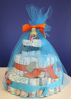 Sugar Shout Out: Diaper Cake Decor!