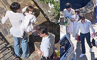 Tom and Katie Get Romantic at Suri's 2nd Birthday Party