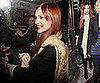 Ashlee Simpson Keeps Her Maybe Baby Bump Hidden in London