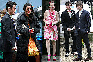 Here Comes the Cast of Gossip Girl