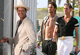 Jim Carrey Filming I Love You Phillip Morris