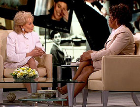 Is Barbara Walters Going Too Far to Sell Books?