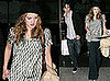 Drew Barrymore and Justin Long Have Dinner at Mr Chow