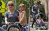 Michelle Williams and Matilda Ledger Visit a Playground in Brooklyn on Mother's Day