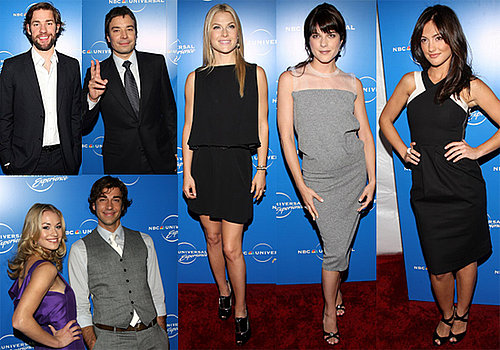 Photos of John Krasinski, Jimmy Fallon, Selma Blair At NBC Universal Experience Party