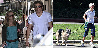 Jake Gyllenhaal and Reese Witherspoon Out in Los Angeles