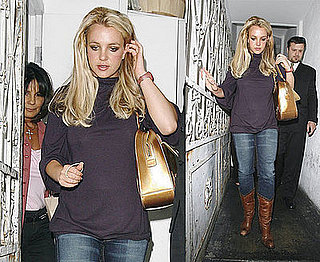 Photos of Britney Spears on Mother's Day, Kevin Federline's Lawyer on Today Show