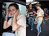Mischa Barton Flies to Nice Airport for Cannes Film Festival