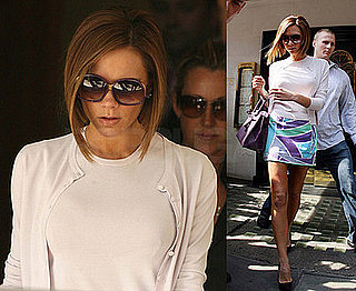 Photos of Victoria Beckham's Fashion in London