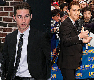 Shia LaBeouf on The Late Show With David Letterman May 12, 2008