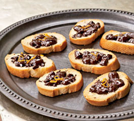 Chocolate Bruschetta Is a Tasty Dessert!