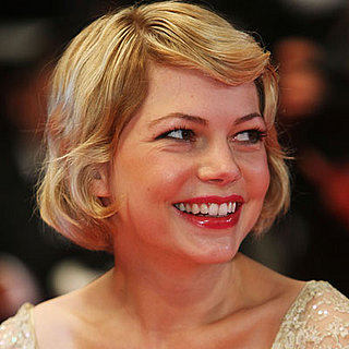 Michelle Williams at the Adornment Premiere
