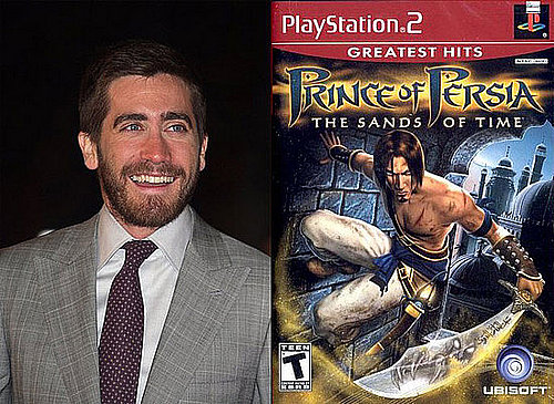 Jake Gyllenhaal to Become the Prince of Persia for Disney
