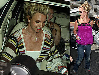Photos of Britney Spears in LA 2008-06-09 08:30:00