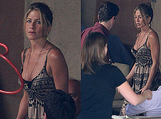 Photos of Jennifer Aniston In A Sexy Dress