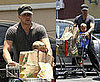 Photos of Ryan Phillippe With Deacon on Father's Day