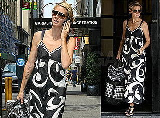 Photos of Heidi Klum's New Tattoo