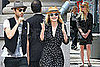 Kirsten Dunst Out in NYC With Matt Creed