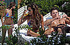 Vanessa Minnillo Bikini Photos with Shirtless Nick Lachey in Salt Lake City, UT