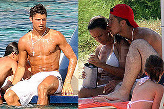 Photos of Shirtless Cristiano Ronaldo on a Yacht: The Next David Beckham?
