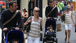 Photos of Liev Schreiber and Naomi Watts with Their Son Alexander