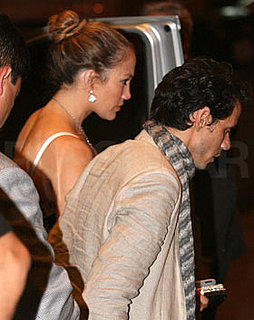 Photos of Jennifer Lopez and Marc Anthony in Madrid; Jennifer Is Being Sued and Will Testify in Diddy Shooting Lawsuit