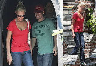 Photos of Katherine Heigl House Hunting with TR Knight