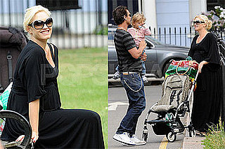 Gwen and Kingston Find Their Way Back to Gavin's Arms