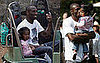 Photos of Kobe Bryant in Disneyland